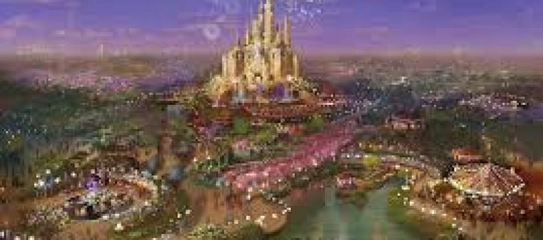 Ouverture prochaine du parc Disney à Shanghai