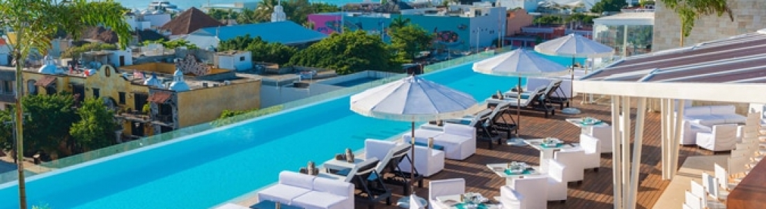 Boutique and urban hotels a growing trend for South sun getaways