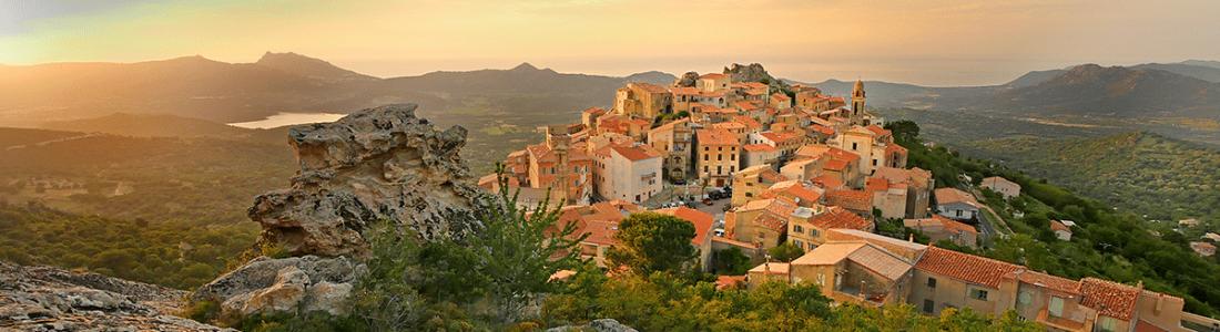 Découverte de la Corse en toute saison